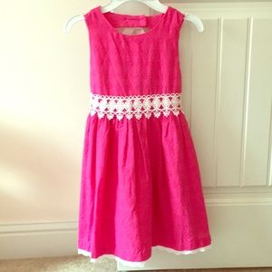 Rare Editions sleeveless dress